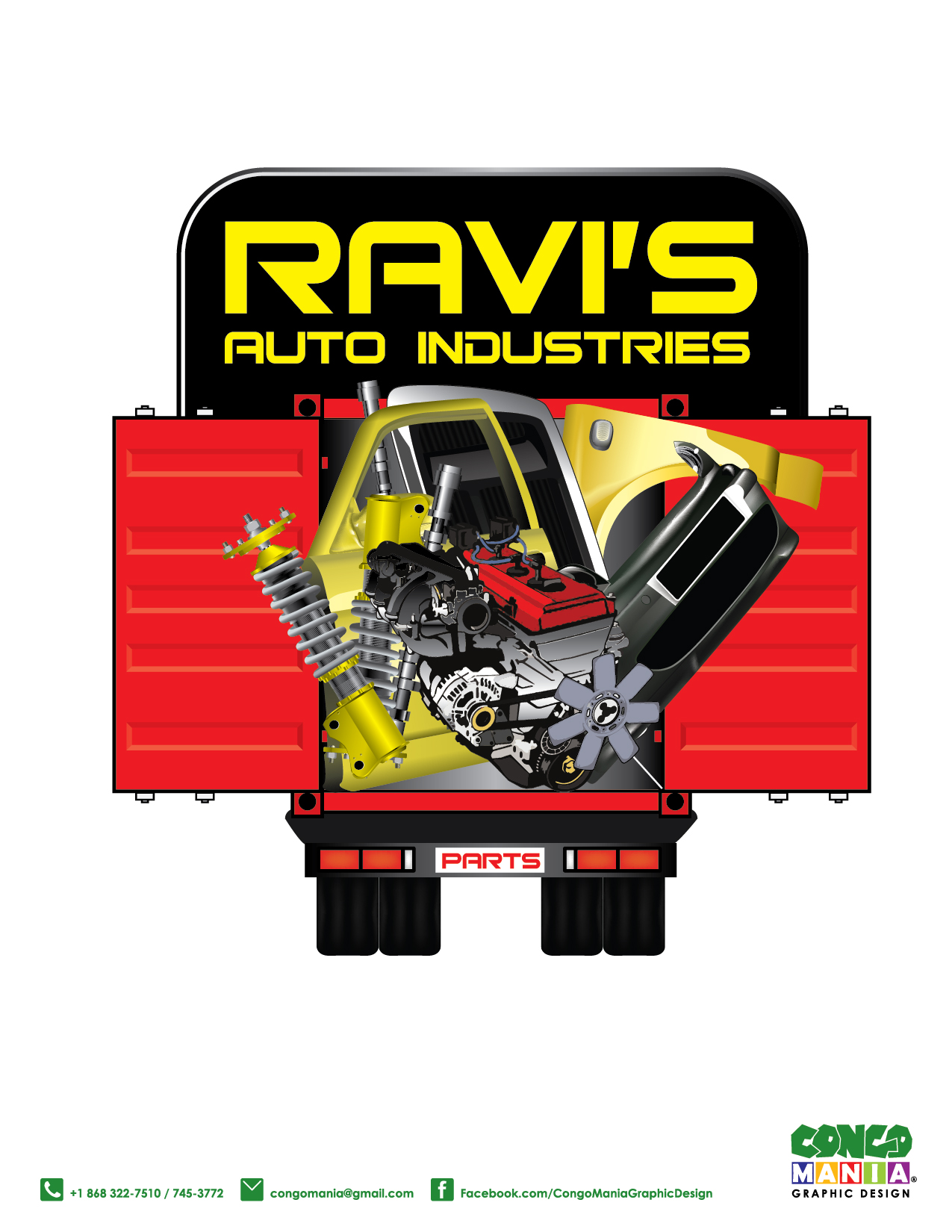 Ravi's Auto Industries