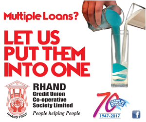 Rhand Credit Union Co-Operative Society Ltd