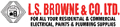 Browne L S & Co Ltd