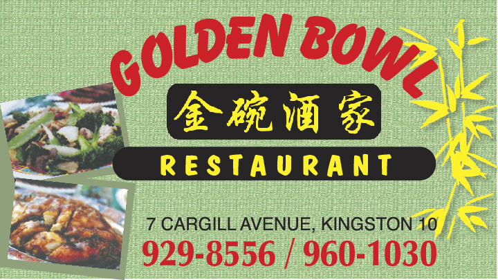 Golden Bowl Restaurant Ltd
