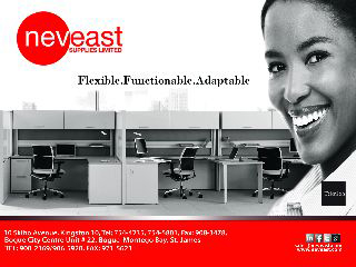 Neveast Supplies Ltd - Office Furniture & Equipment-Dealers