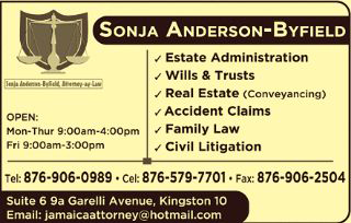 Anderson-Byfield Sonja - Attorneys-At-Law