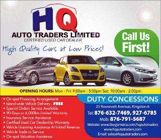 Kingston Car Dealerships >> Hq Auto Traders Ltd Automobile Dealers Used Cars Findyello
