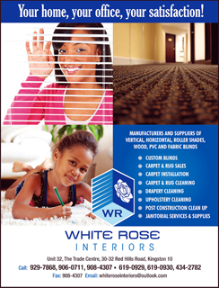 White Rose Interiors - Blinds-Retail