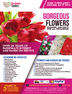 Gorgeous Flowers & Gift Items - Florists-Retail