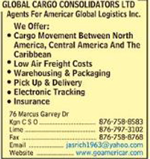 Global Cargo Consolidators Ltd - Freight Consolidating & Forwarding