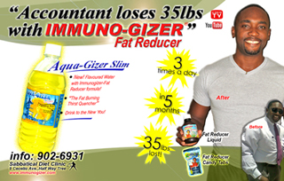 Immunogizer - Health & Diet Food Products-Retail