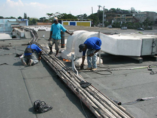 Roofing Technology & Construction Servs - Roofing Contractors