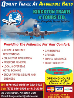 Kingston Travel & Tours Ltd - Travel Agencies & Bureaus