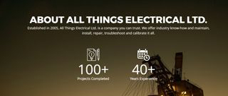All Things Electrical - Electrical Contractors