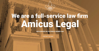 Amicus Legal - Tabs