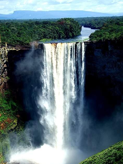 kaieteur_falls_429543 WWF Guyana pic