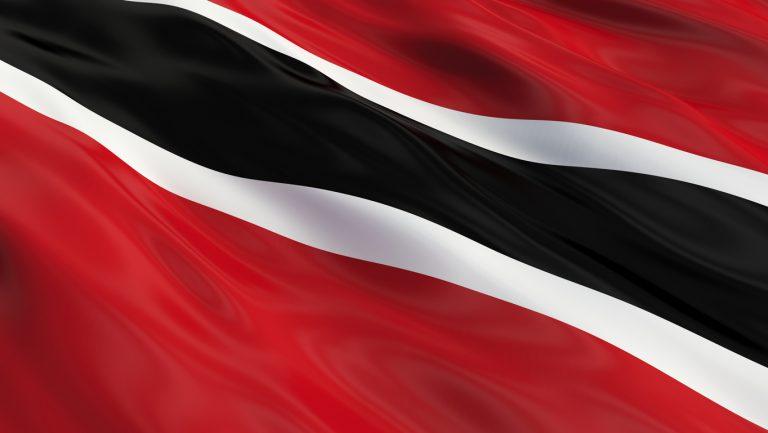 Flag of Trinidad and Tobago.