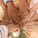children-hands