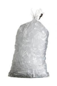 'bag of ice'