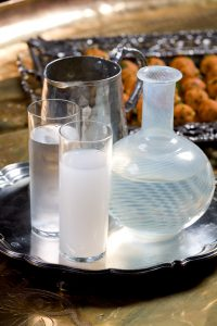 Ouzo - anise-flavoured liqueur from Greece