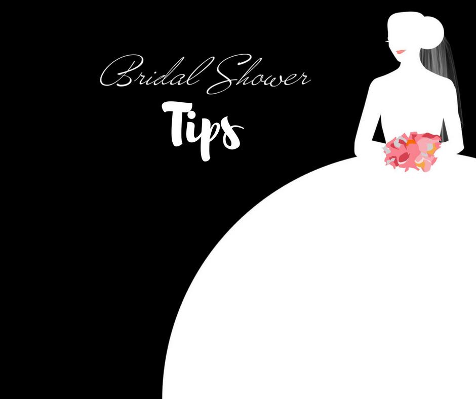 bridal shower planning tips