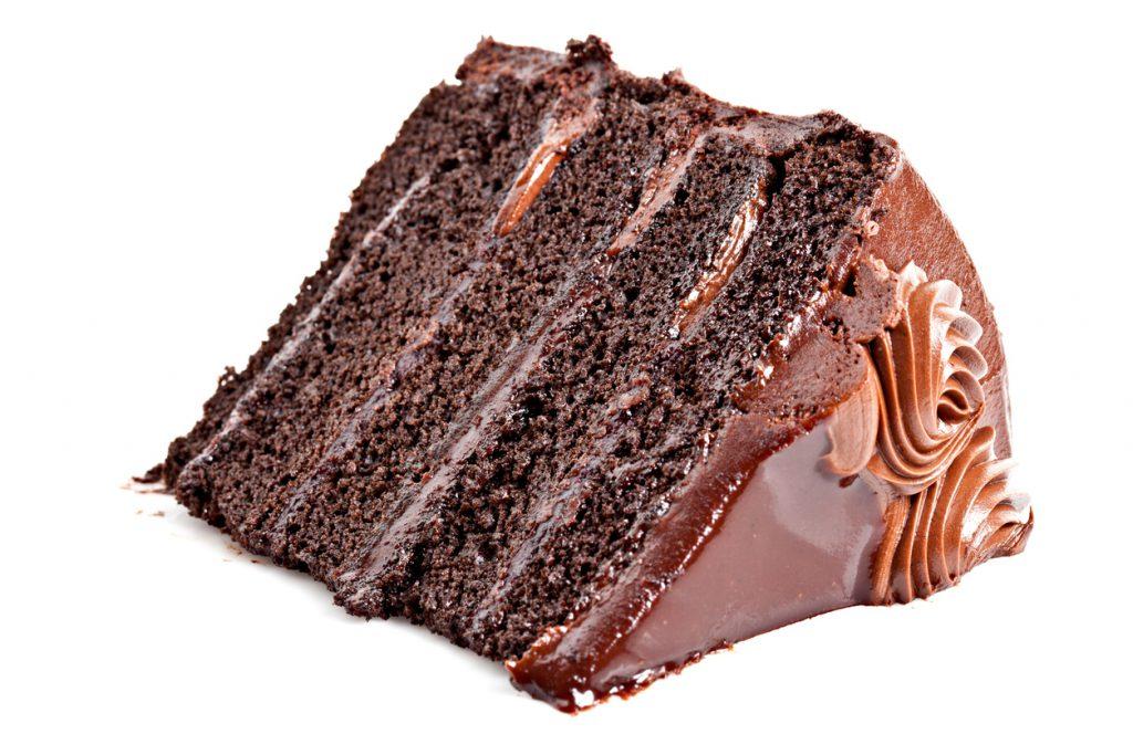 Decadent Chocolate Fudge Layer Cake