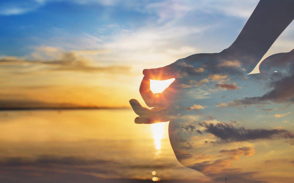 serenity and yoga