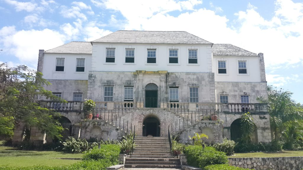 Photo of the Rose Hall Great House in Montego Bay, St James