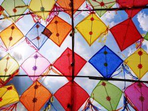 Make a Kite Out of a Plastic Bag | Kite making | 225x300