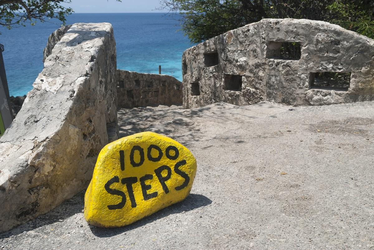 1000 Steps, Rincon, Bonaire