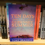"""Front cover of Ten Days One Guernsey Summer"""